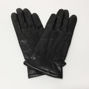 Jaclyn Smith for Isotoner Black Gloves